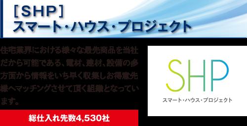 [SHP]スマート・ハウス・ロジェクト